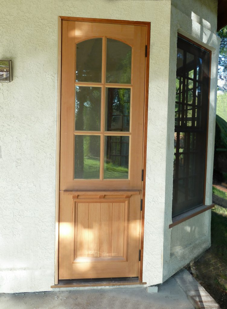 best dutch fiberglass with exterior woodworking pet doors for plans door gate ideas on sale